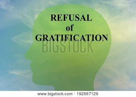 Refusal Of Gratification Concept