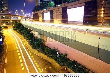 urban area in modern city