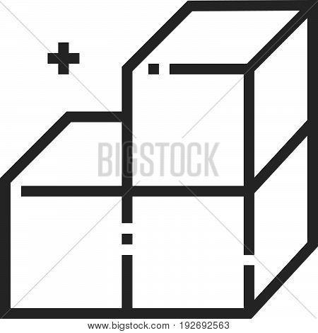 Modular Design Icon