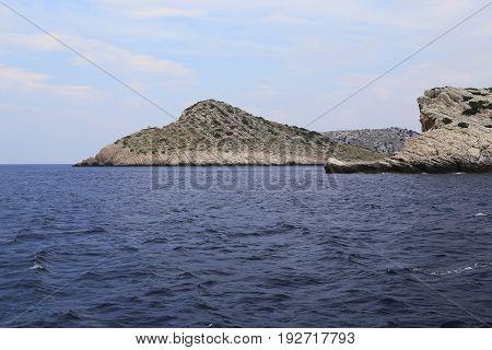 Kornati is a national park in Croatia located in central Dalmatia in the Kornati archipelago in the Adriatic Sea.
