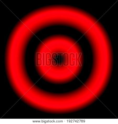 Faded Concentric Circles Radial Gradient Backdrop. Radial Circles, Radiating Lines Circular Pattern.