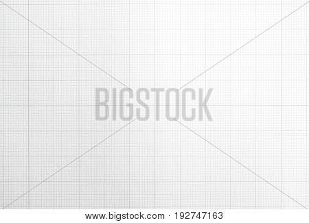 Graph grid paper, with grey lines, large area. Sharp to the corners.