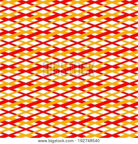 Abstract Colorful Background-pattern With Random Lines, Random Stripes