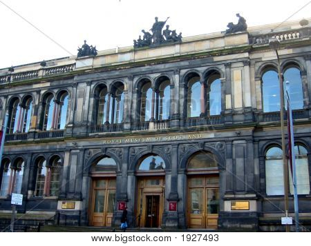Royal Museum Of Scotland, Edinburgh