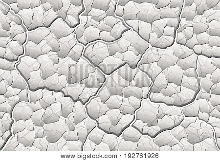 Cracked Paint Seamless Pattern