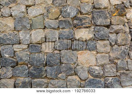 Closeup Texture Background Image Of Natural Rock