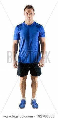 Sport male wear athlete leisure activity competition