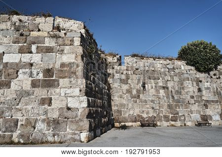 Venetian fortifications the medieval fortress city of Kos