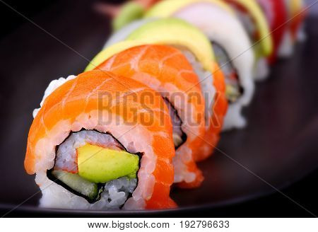 American Roll Mix