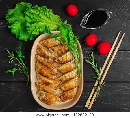 Gedza Japanese Dumplings