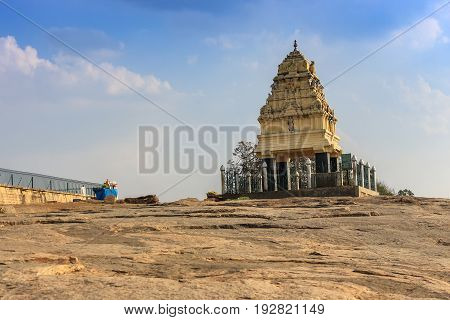 Peninsular Gneiss at Bangalore city Karnataka India