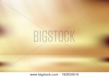 vector sunlight nature glitter, soft pastel gold color nature, illustration pastel  color filter abstract for background