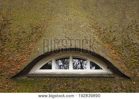 Traditional german roof window