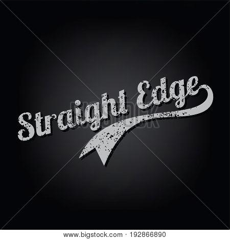 Straight Edge