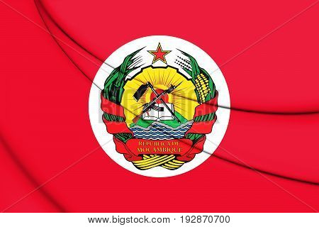 Presidential_standard_of_mozambique