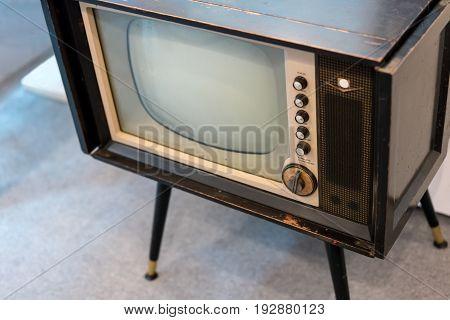Vintage Analogue Television