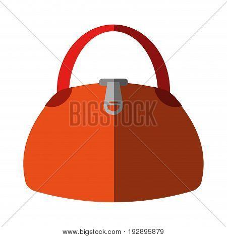 purse bag icon image vector illustration design