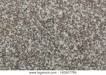 Polished granite texture with spots monochrome background