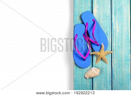 Background shell flip flip-flops flops flip flops sea shell