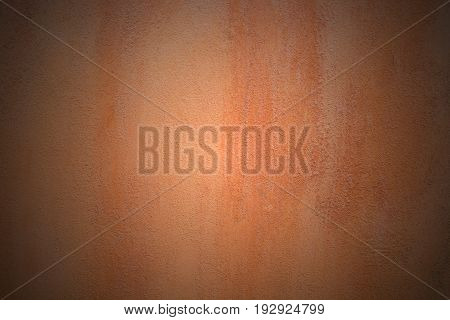 Texture Of Red Or Brown Rough Cement Wall Background