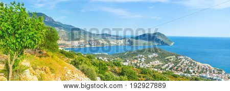The Seashore Of Riviera