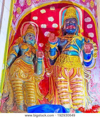 The Hindu Deities