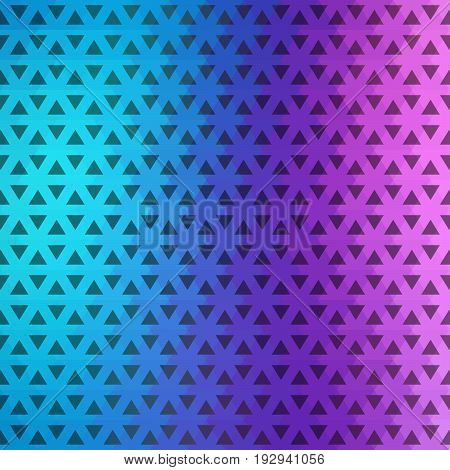 Abstract background with bright geometric texture. Overlay shapes. Radiance material.