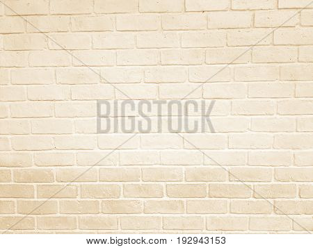 soft tan color of bricks block cement background texture for design element