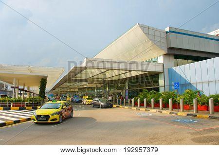 Changi Airport Terminal Taxi, Singapore