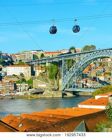 Porto Old Town View, Portugal