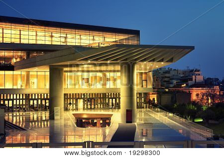 New Acropolis Museum, Athens