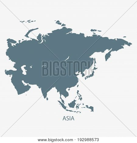 ASIA MAP, MAP OF ASIA, ASIAN MAP