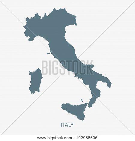 ITALY MAP, ITALIAN MAP, MAP OF ITALY