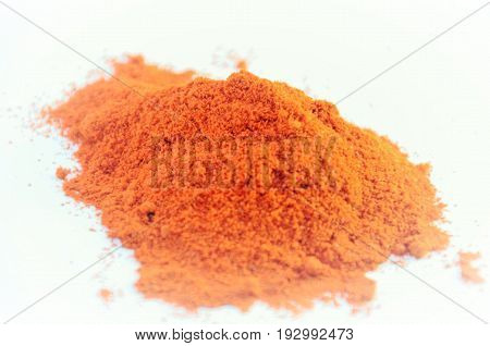 Red Chili powder, peperoncino rosso in polvere