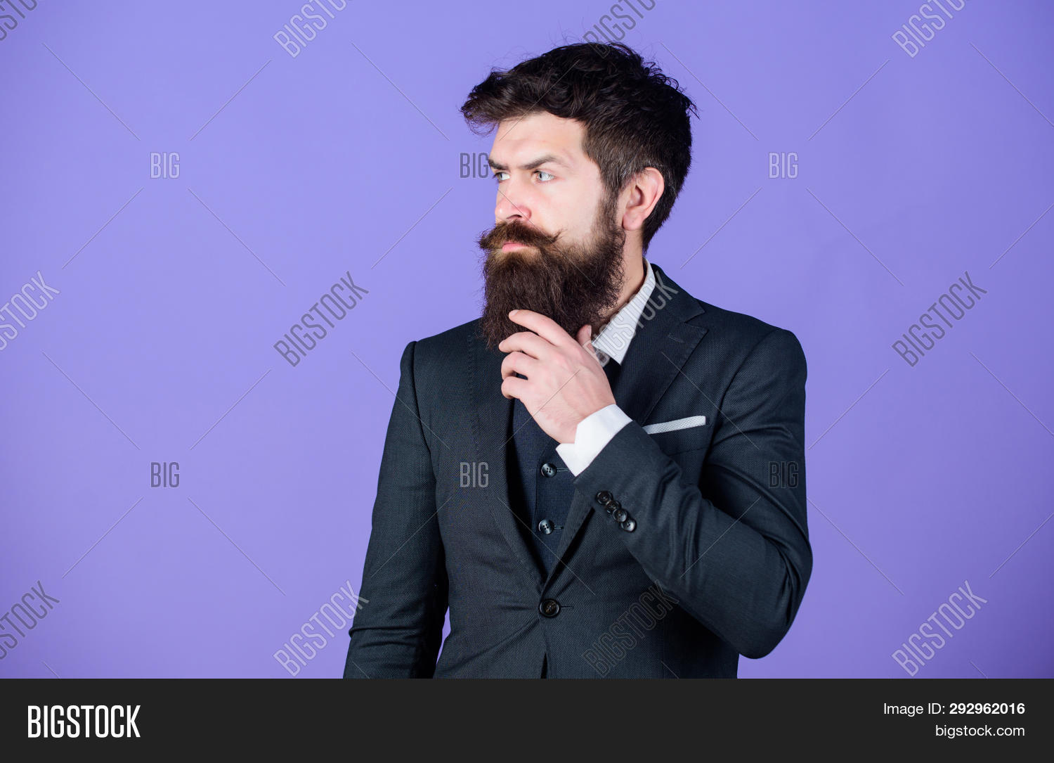 ccff2feb Fashion Concept. Guy Wear Formal Outfit. Impeccable Style. Businessman  Fashionable Outfit Stand Viol