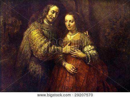 Rembrandt van Rijn (1606 -1669)