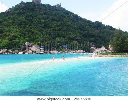 Koh Tao island, Thailand.