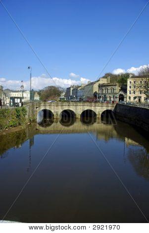 Bridge In Newry Town