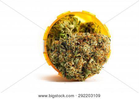 Concept For Medicinal Cannabis