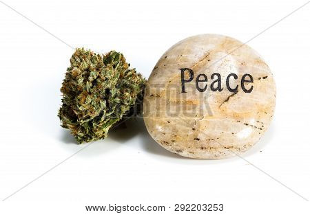 Peace And Marijuana