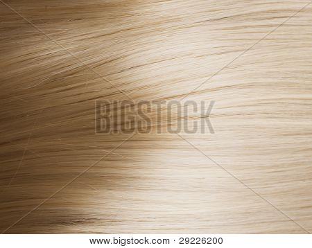 Healtjy Blond Hair