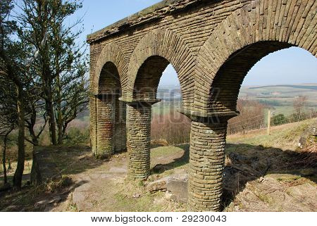 Old Archway's In Rivington