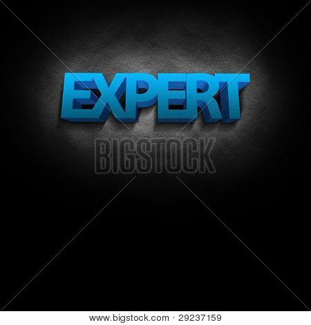 3D Text Concept Expert
