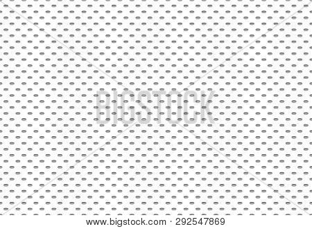 Seamless Athletic Fabric Texture. Sports Fabrics, Sport Cloth Textile Mesh And Football Clothing Mat