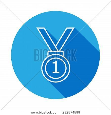 First Place Medal Vector & Photo (Free Trial) | Bigstock