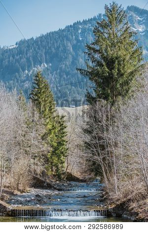 Spring Impressions From Marbach, Emmental Entlebuch Switzerland, Alps