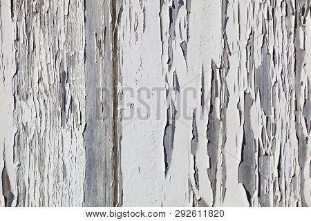 Texture In The Paint, Saint-valery-sur-somme, Somme, Hauts-de-france, France