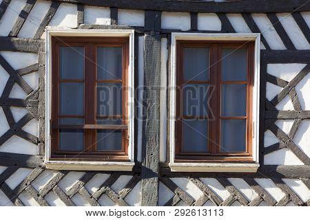 Architecture Of Saint-valery-sur-somme In Somme, Hauts-de-france, France