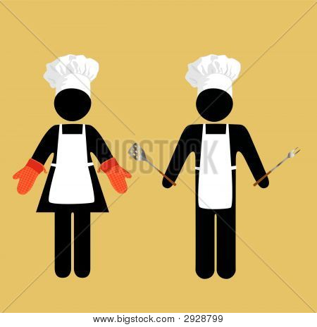 Cooksymbolpeople.Eps