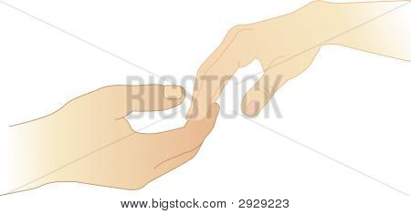 Hand Touch